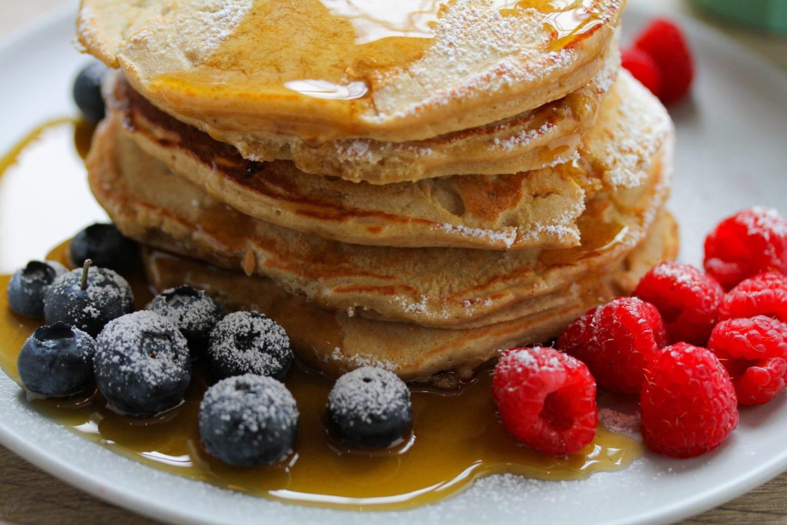 Best pancake recipe - gluten free pancakes - sunday pancakes for kids 11