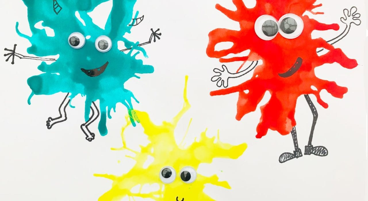 fun kids crafts blowpoint aliens feature image
