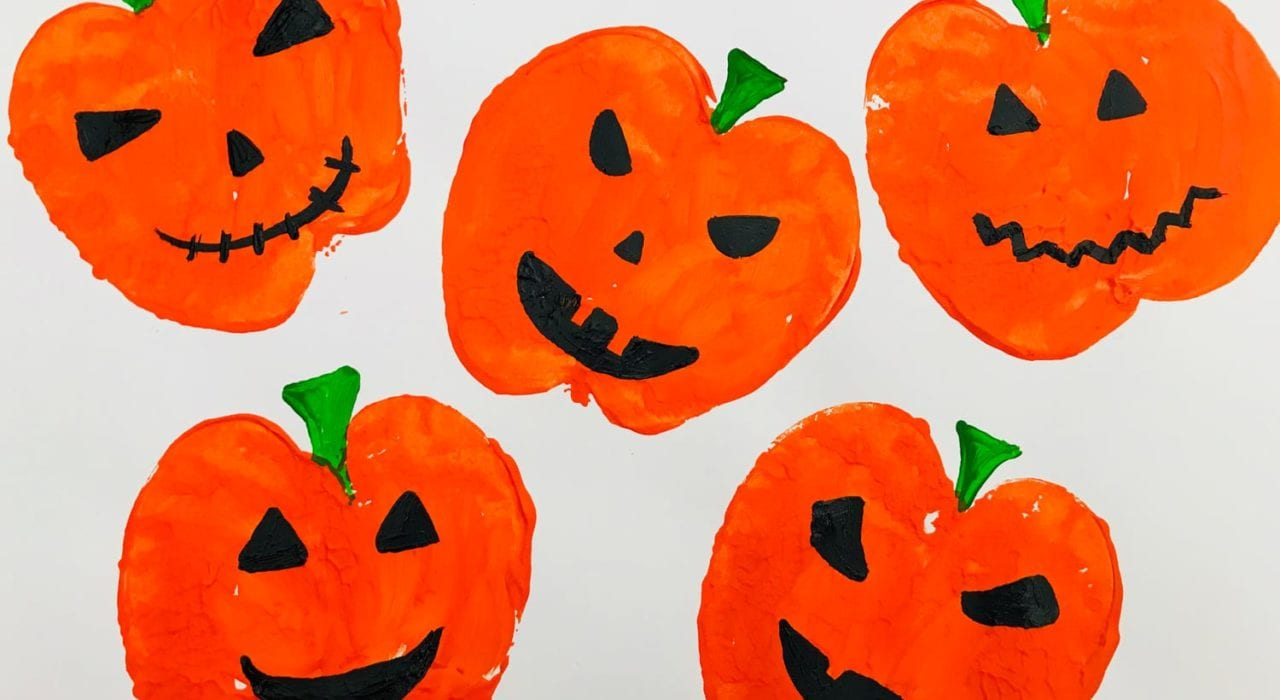 toddler halloween craft - kids craft - halloween kids activity (1)