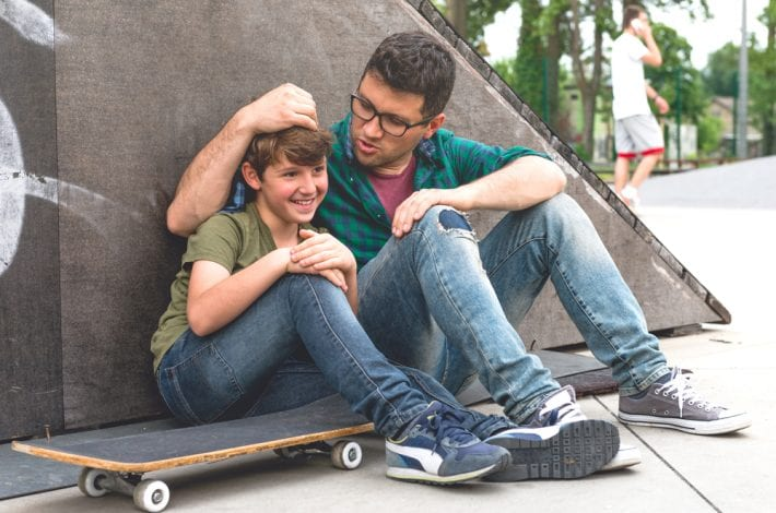 talk to teenagers - secrets of communicating with teenagers