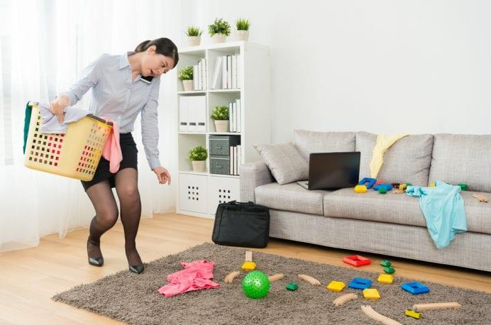 declutter - ways to declutter - tips to declutter