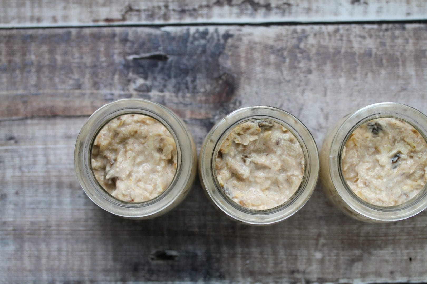 soaked oats - fruit and oats - healthy breakfast recipes
