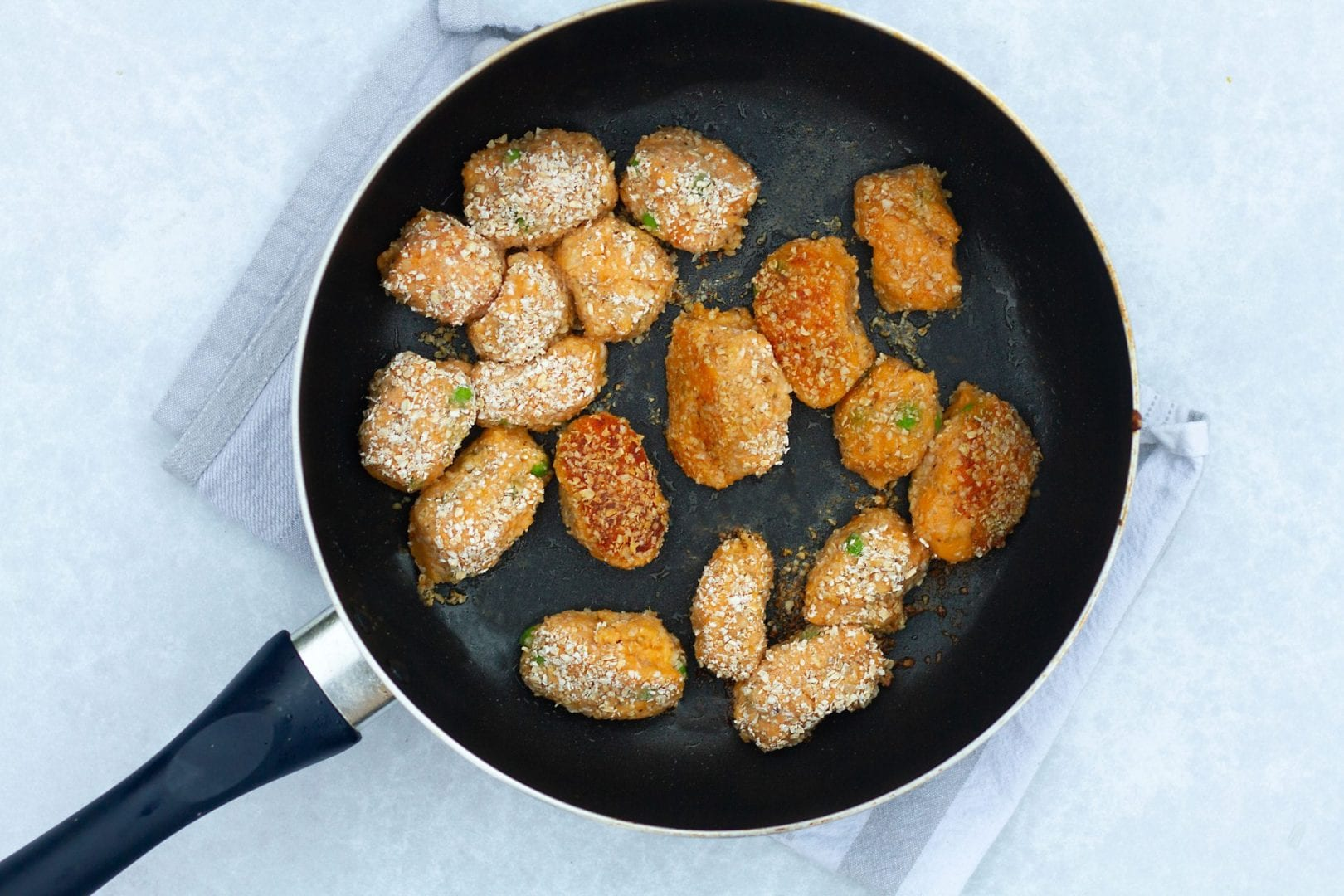 toddler meal - sweet potato croquettes - healthy tater tots