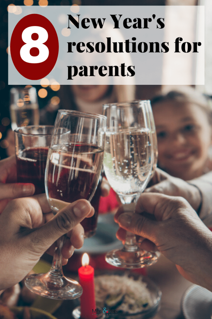 New Year's resolutions for parents – 8 things to ditch ...