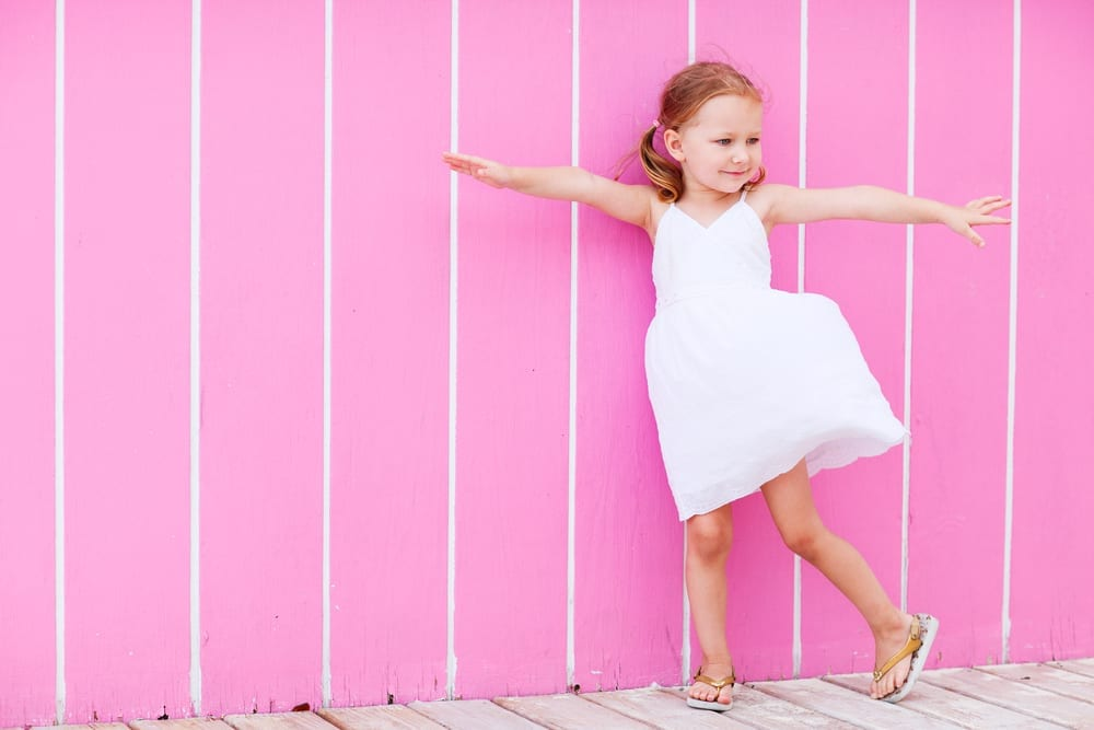 encourage a positive body image in our children