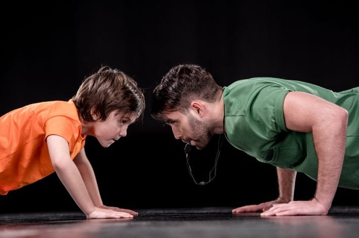 fathers influence on their sons. the importance of fathers.