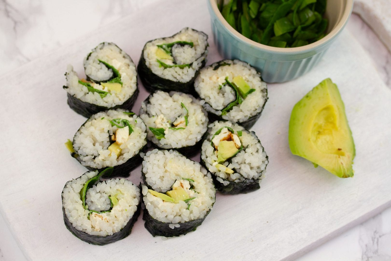 kids sushi - vegetarian sushi - sushi for kids - easy sushi for kids