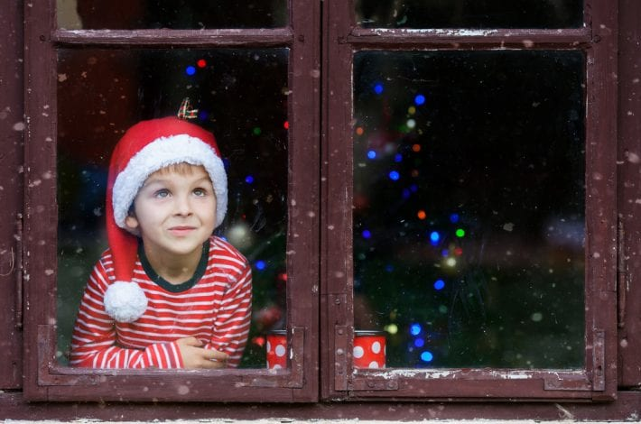 The truth about Santa - is it bad to lie to your kids about Santa Claus or can he be good for kids