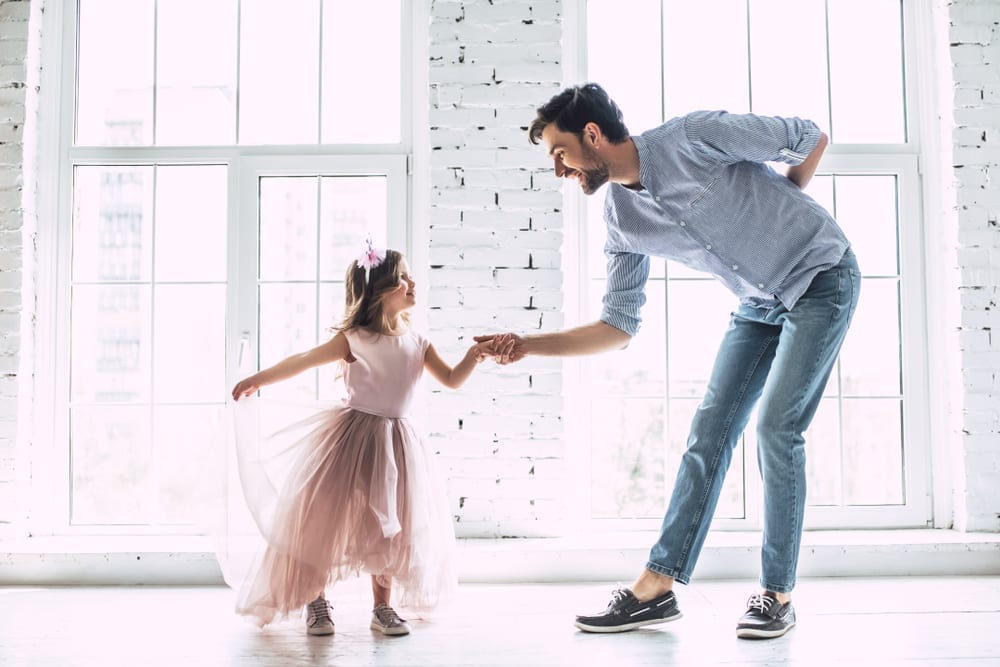 Raise independent daughters - one way dads can help raise independent daughters