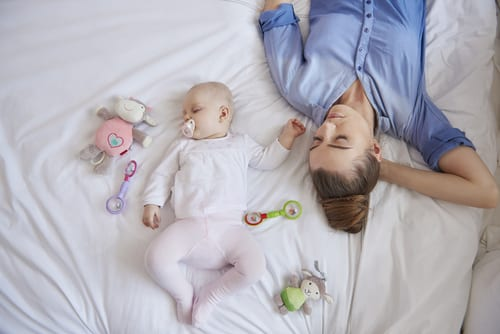 advice for new parents - 9 myths of motherhood debunked