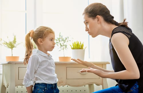 Positive parenting skills - handle tantrums with these tips for how to be a positive parent