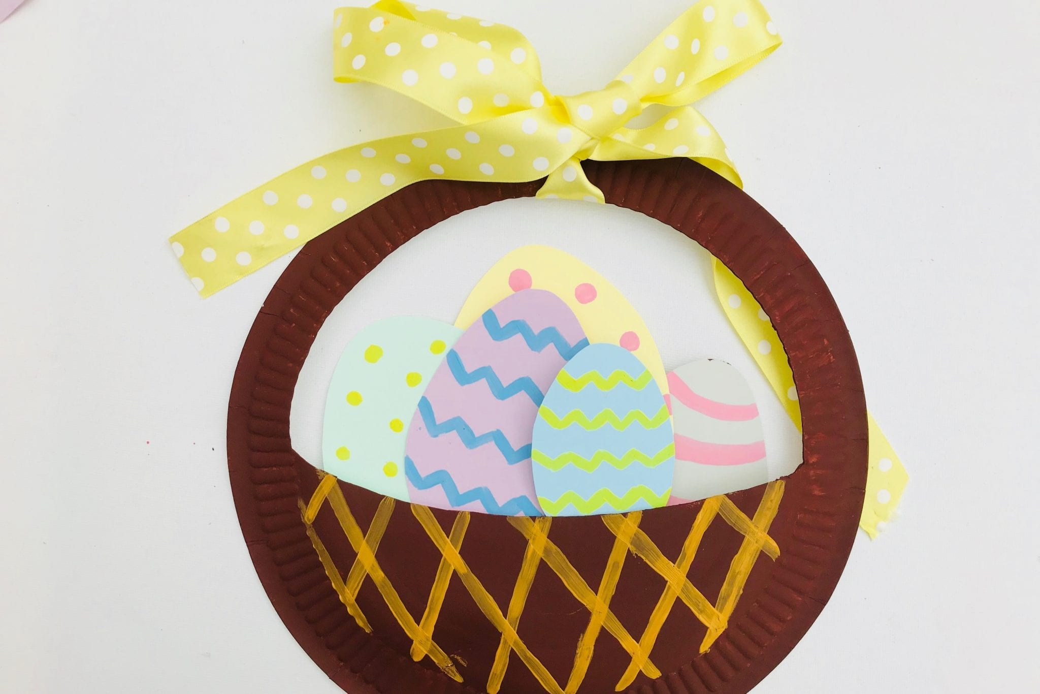 Easter Chicks Trim Happy Easter Ribbon Easter Crafts Easter Gift Wrap