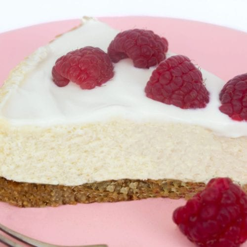 Gluten free cheesecake - the perfect cheesecake needs a bit of love. Try our classic New York style cheesecake