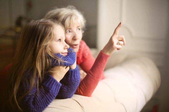 Importance of grandparents in a child's life - why grandparents are so important and help raise kids