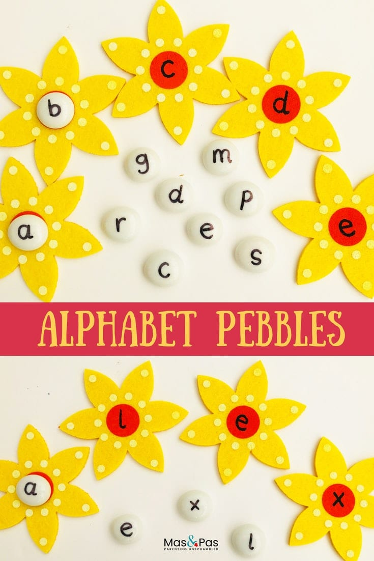 Time: 10 mins Age: Early years Difficulty: Easy peasy Skill: Learning the letters of the alphabet