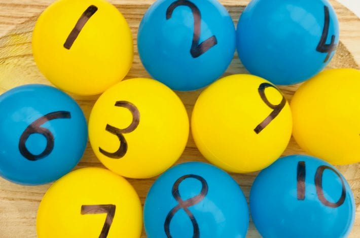 Ordering and Sequencing Numbers Games - Play any one of these six math pattern games for kids and teach number sequences through fun games and activities