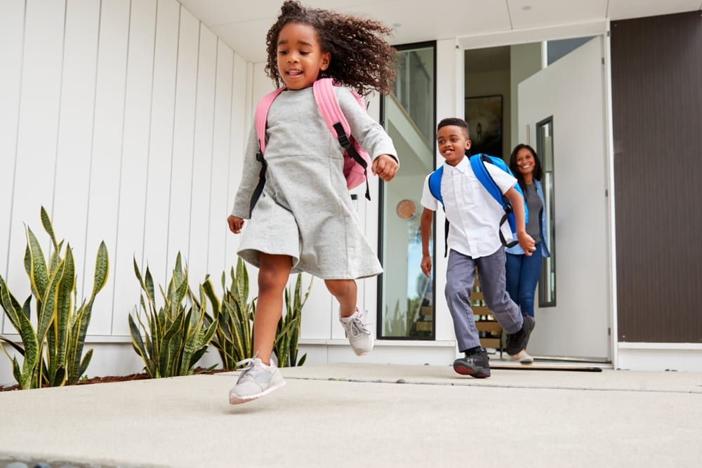 How parents react when their kids go back to school - are you sad or overjoyed when the school year starts again