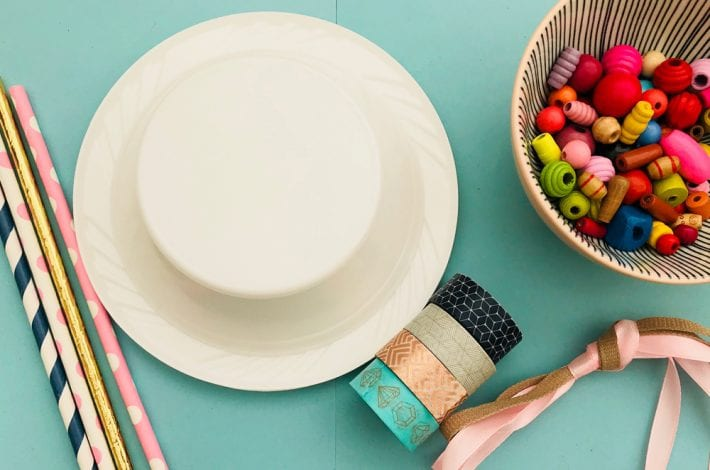 How to make hand drums - make your own DIY musical instrument with this fun kids craft from everyday household items