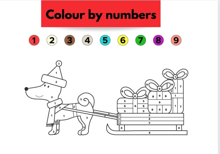 8 Awesome Free Printable Christmas Activities Festive Fun