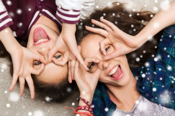 21 awesome stocking fillers for teenage girls - on trend gifts for teens this Christmas that are teen approved
