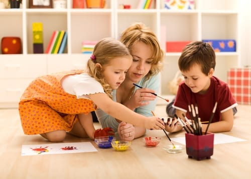 Fun and low cost school holiday activities - 18 cheap and fun things to do during school holidays