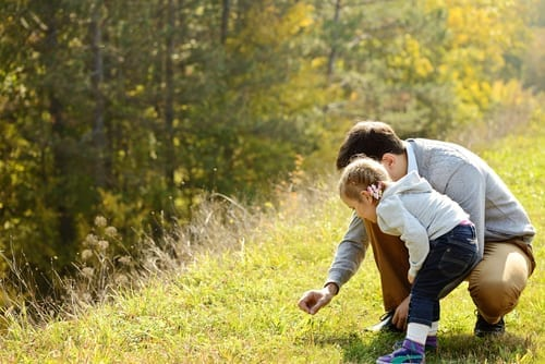 Walks with toddlers can be fun - here are 12 ways to make an afternoon out exciting