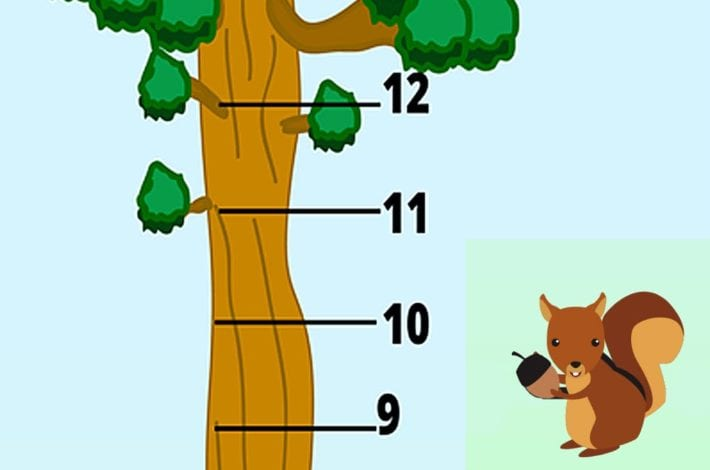addition activity and number line learning game for kids - roll the dice and add the numbers to learn first number bonds