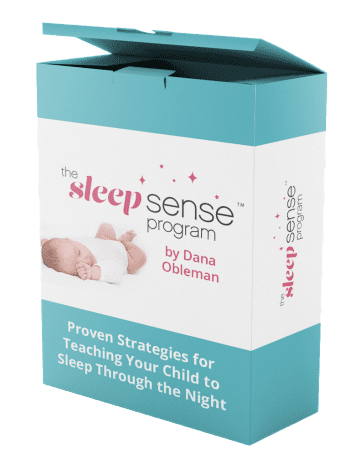 Dana Obleman Sleep Sense Program Review - Baby Sleep training - Toddler sleep training - online sleep training course