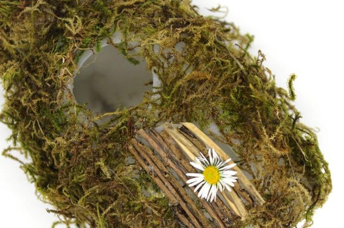 Milk carton fairy houses - beautiful fairy craft for indoor kids activities