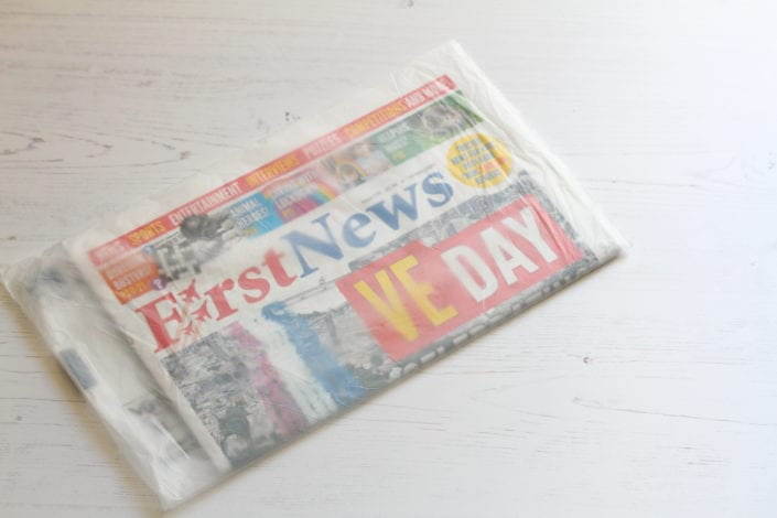 First News Review - best kids newspaper subscription service - uk news for kids
