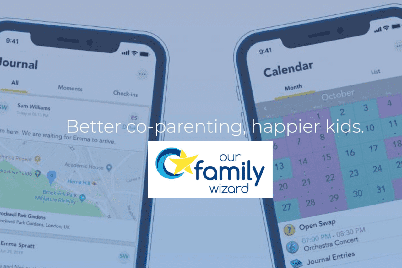 Our Family Wizard review - best coparenting app