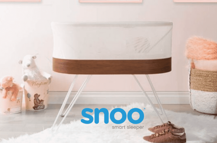 Snoo review - self rocking bassinet
