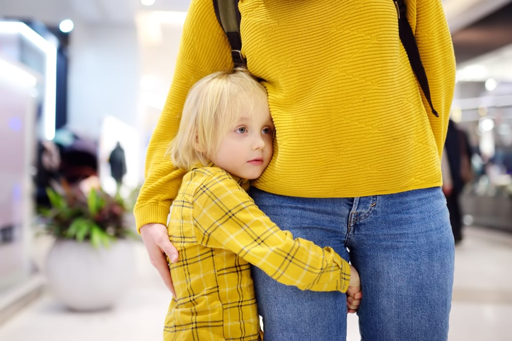 A guide to separation anxiety - separation anxiety in toddler - signs of separation anxiety