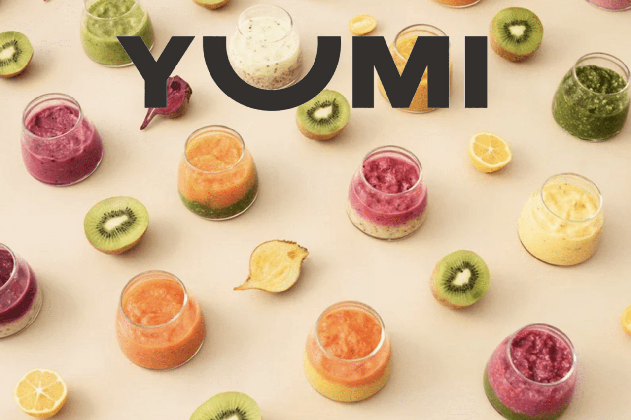 Yumi baby food review - hello yumi review - fresh baby food delivery service - organic baby meals