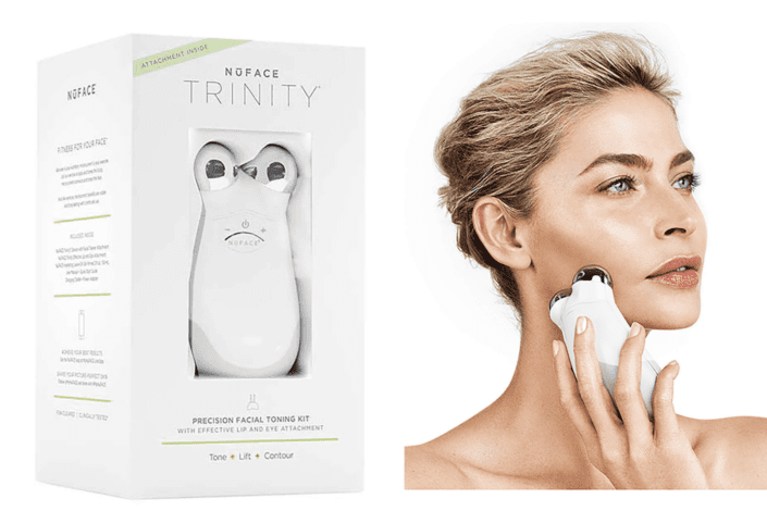 Nuface Review - Nuface trinity review - best facial toning device