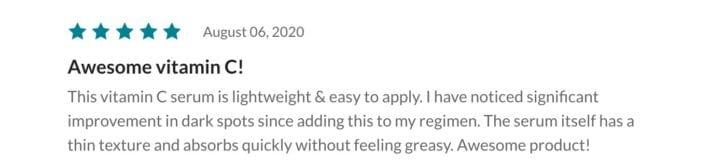 Obagi vitamin c serum review - Obagi Professional C review