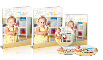 Talking to toddlers course