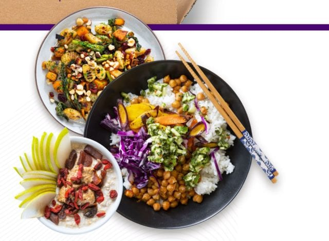 Purple carrot review - best plant based meal delivery service