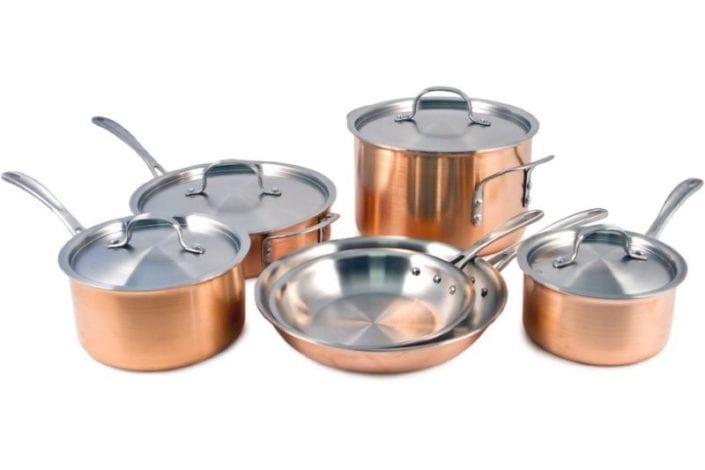 Calphalon Copper Cookware