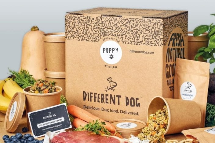 Different Dog Review - best fresh dog food UK
