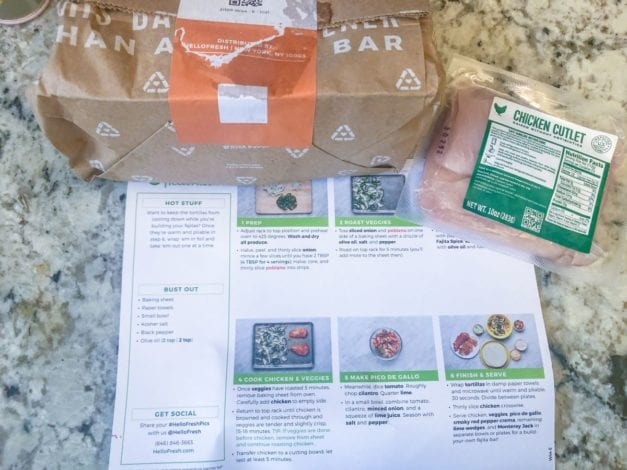 Hello Fresh Review – Which Meal Delivery Service is Best?