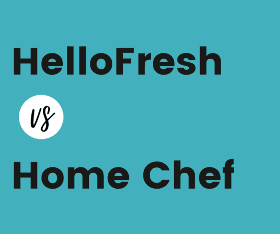 Hello Fresh vs Home Chef - which is the best meal kit delivery service