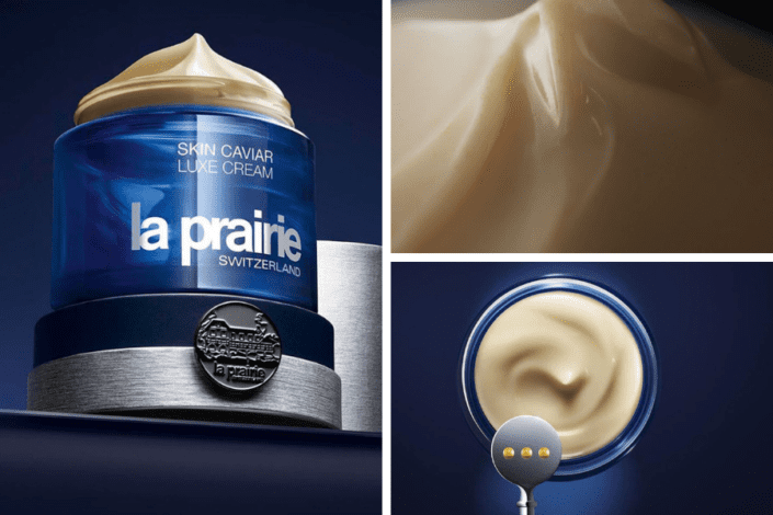 La Prairie Review - la prairie caviar cream review