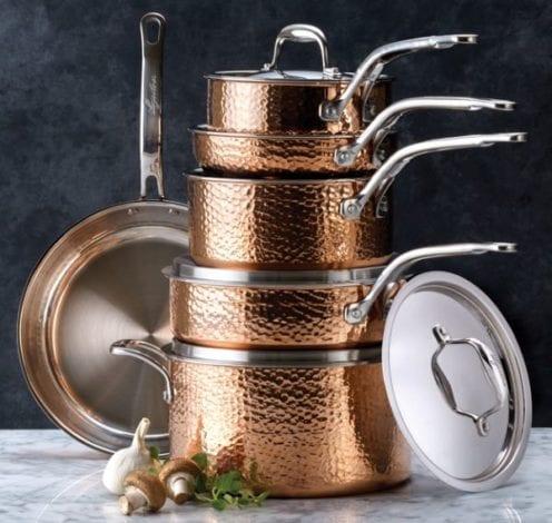 Lagostina copper cookware review 1