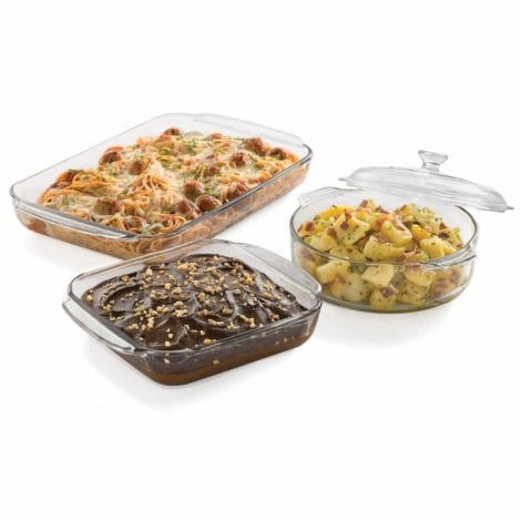 Libbey glass cookware review