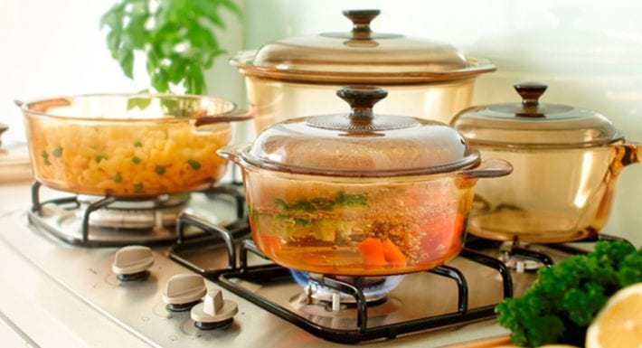 Visions Glass Cookware Review