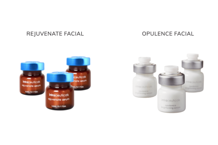 Intraceuticals review - opulence and rejuvenate