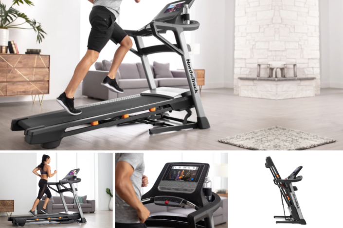 Nordictrack - best treadmill for small space - best folding treadmill for small apartment