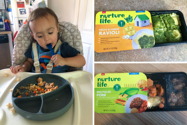 Nurture Life review - best meal delivery service for kids