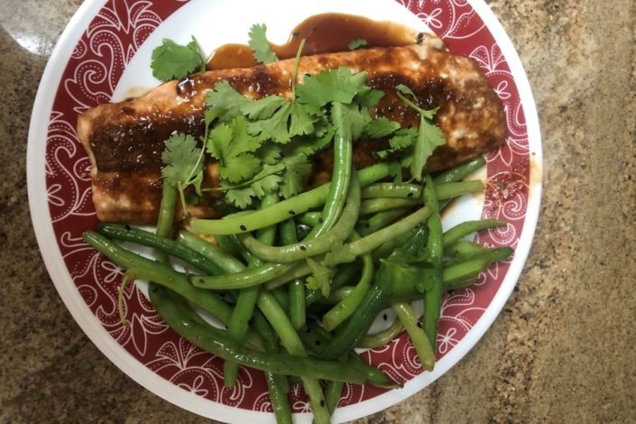 Platejoy Review - Platejoy Dinner Recipes - Honey Salmon